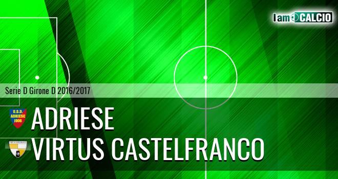 Adriese - Virtus Castelfranco