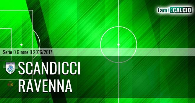 Scandicci - Ravenna