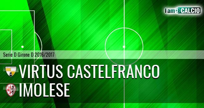 Virtus Castelfranco - Imolese