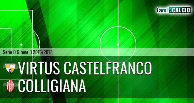 Virtus Castelfranco - Colligiana