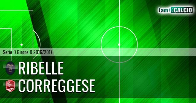 Ribelle - Correggese