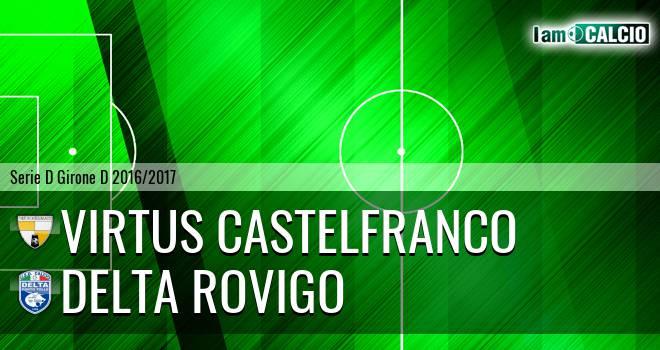 Virtus Castelfranco - Delta Rovigo