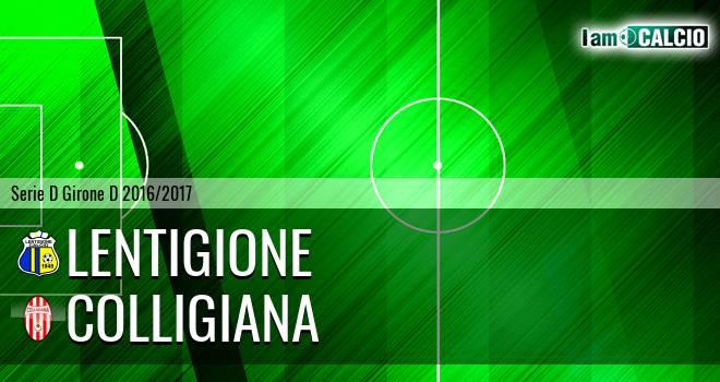 Lentigione - Colligiana