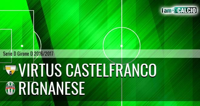 Virtus Castelfranco - Rignanese