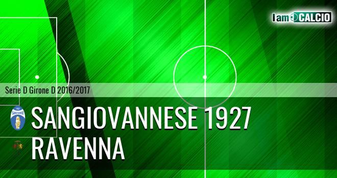 Sangiovannese - Ravenna