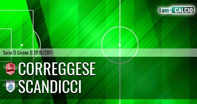 Correggese - Scandicci