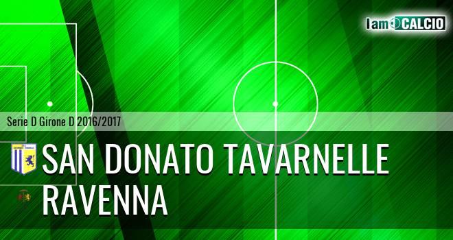 San Donato Tavarnelle - Ravenna
