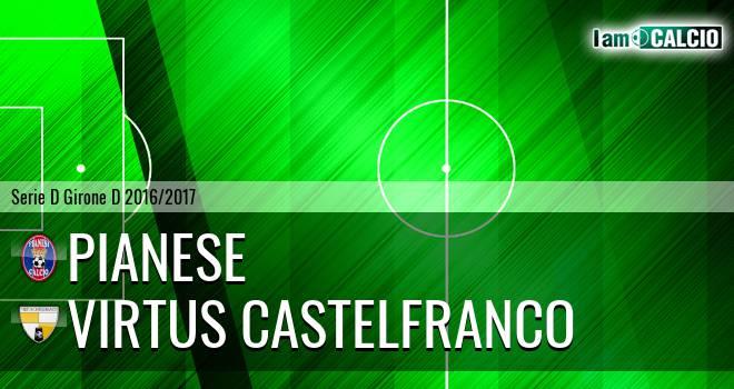 Pianese - Virtus Castelfranco