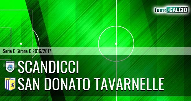 Scandicci - San Donato Tavarnelle