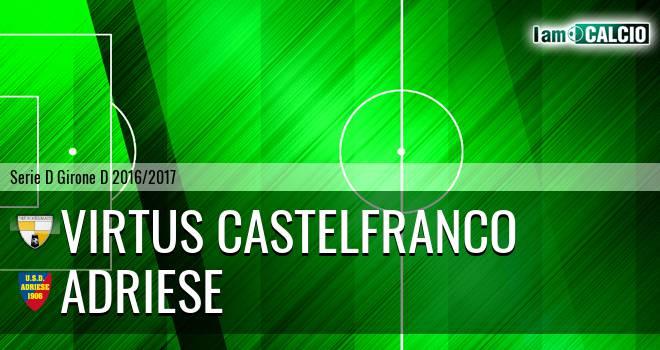 Virtus Castelfranco - Adriese