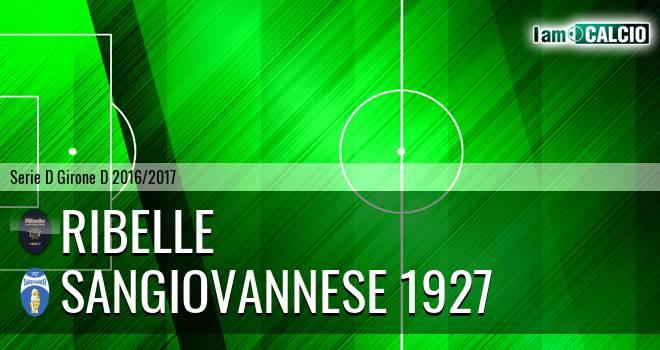 Ribelle - Sangiovannese 1927
