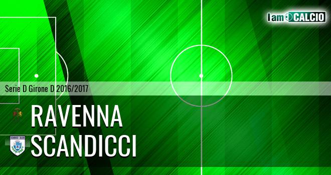 Ravenna - Scandicci