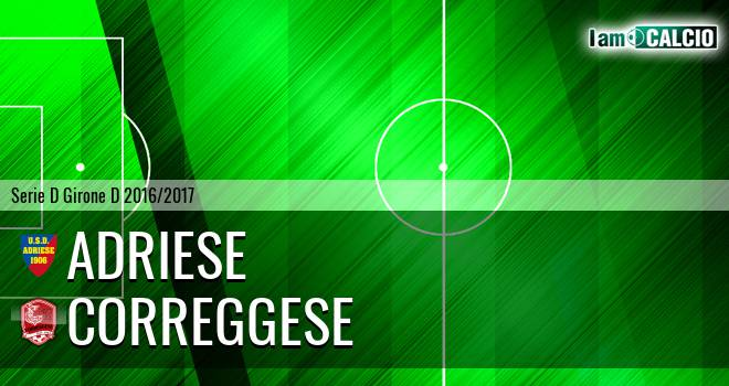 Adriese - Correggese