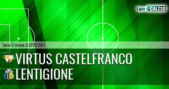 Virtus Castelfranco - Lentigione