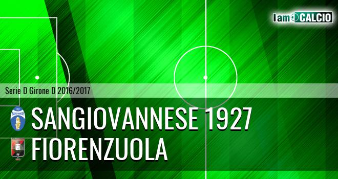 Sangiovannese 1927 - Fiorenzuola