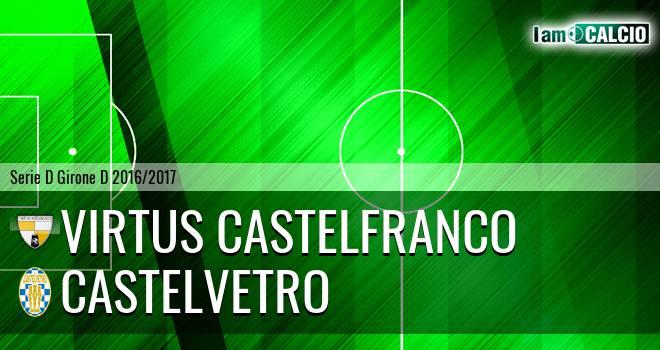 Virtus Castelfranco - Castelvetro