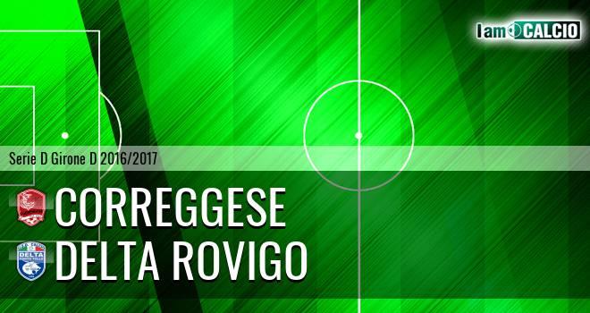 Correggese - Delta Rovigo