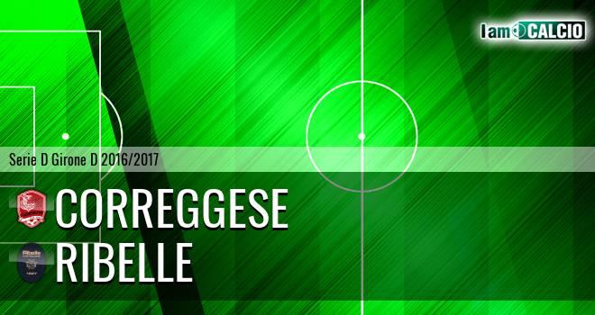 Correggese - Ribelle