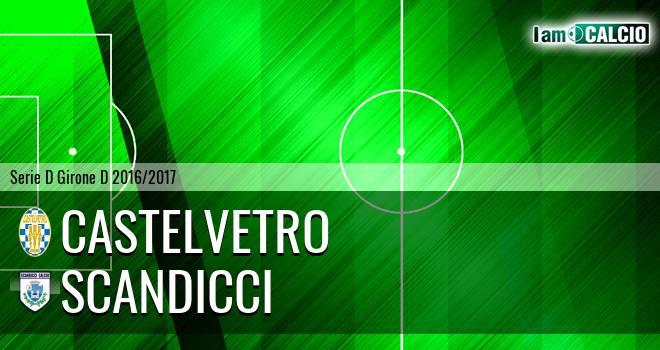 Castelvetro - Scandicci