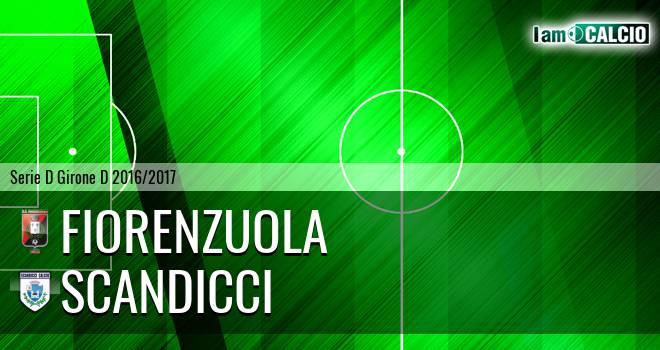 Fiorenzuola - Scandicci