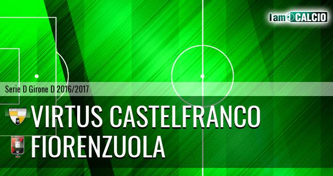 Virtus Castelfranco - Fiorenzuola