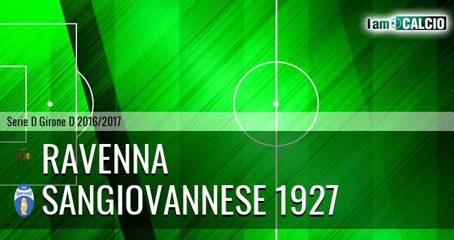 Ravenna - Sangiovannese