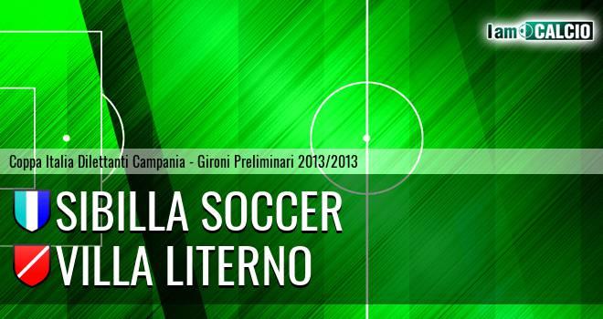 Sibilla Soccer - Villa Literno