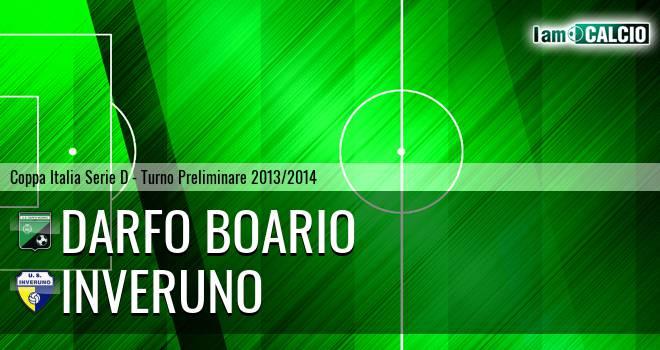 Darfo Boario - Inveruno