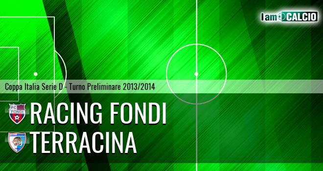 Racing Fondi - Terracina