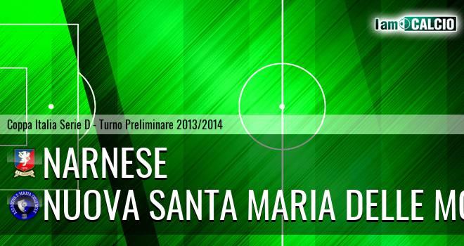 Narnese - Nuova Santa Maria Delle Mole