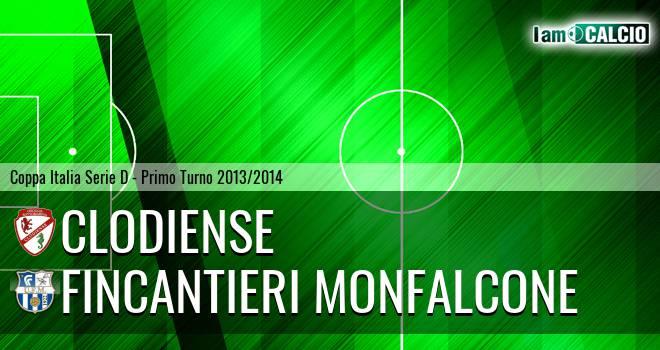 Clodiense - Fincantieri Monfalcone