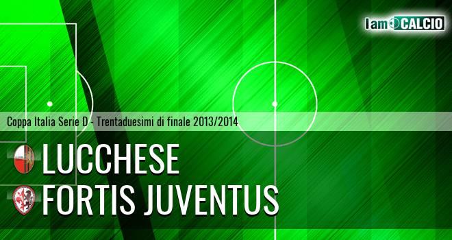 Lucchese - Fortis Juventus