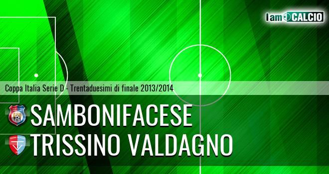 Sambonifacese - Trissino Valdagno