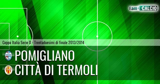 Pomigliano - Calcio Termoli 1920