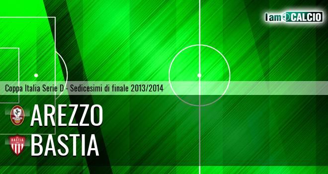Arezzo - Bastia