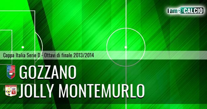 Gozzano - Jolly Montemurlo
