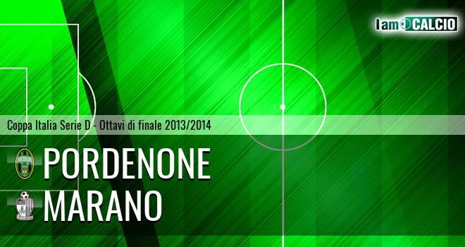 Pordenone - Marano