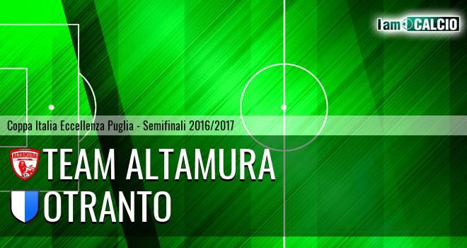 Team Altamura - Otranto