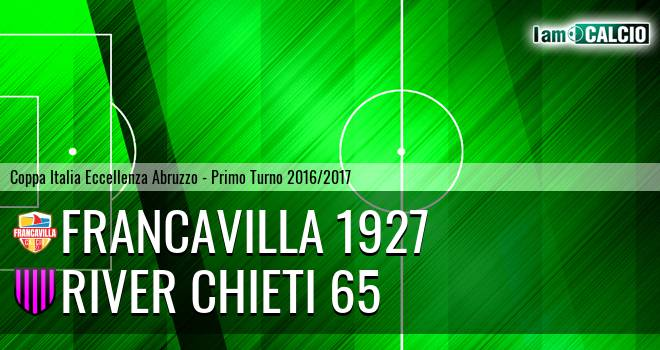 Francavilla 1927 - River Chieti 65