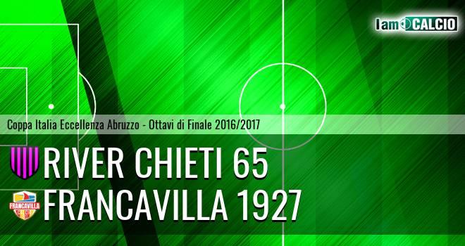 River Chieti 65 - Francavilla 1927