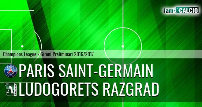 Paris Saint-Germain - Ludogorets Razgrad
