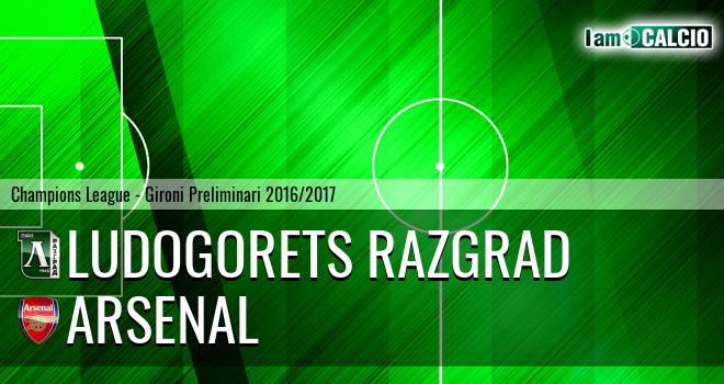 Ludogorets Razgrad - Arsenal
