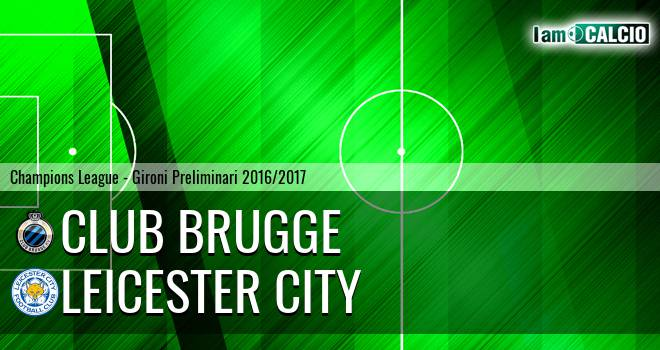 Club Bruges - Leicester City