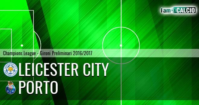 Leicester City - Porto