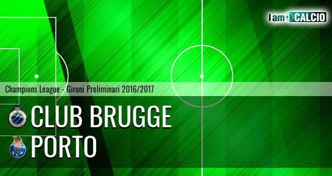 Club Bruges - Porto