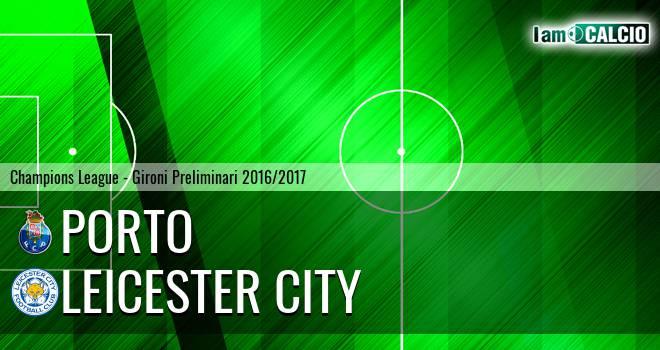Porto - Leicester City