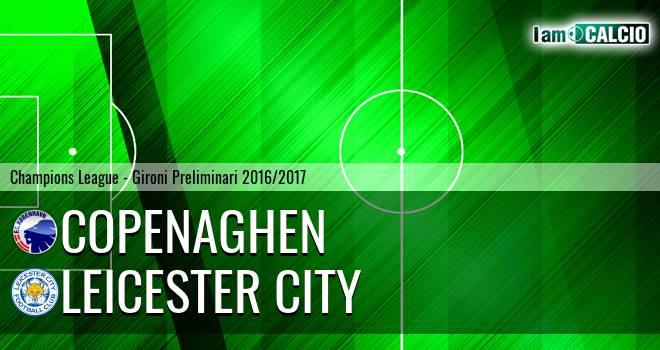 Copenaghen - Leicester City