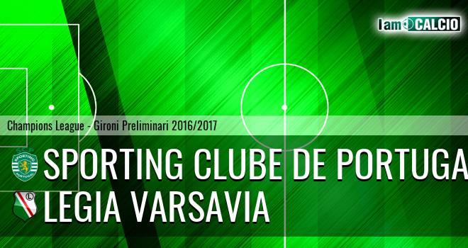 Sporting Clube de Portugal - Legia Varsavia