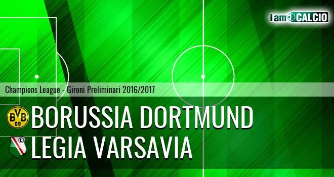 Borussia Dortmund - Legia Varsavia