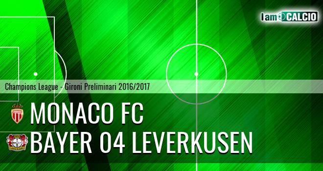 Monaco FC - Bayer 04 Leverkusen